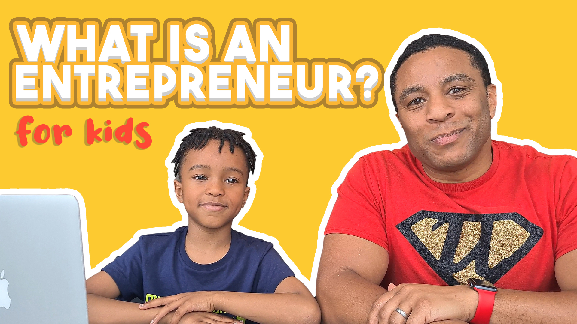 What is an Entrepreneur? For Kids!